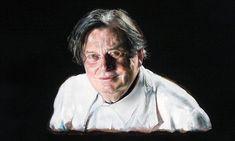 Archibald 2018 Winner - Melbourne Artist - Louise Hearman - subject Barry Humphries