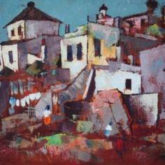 GE1 GEORGE ENSLIN Art Gallery, Artist, Painting, Art Museum, Artists, Painting Art, Paintings, Painted Canvas, Drawings