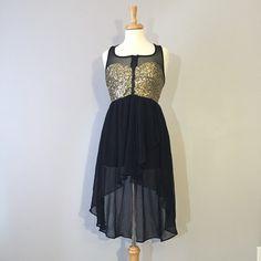 Sparkle hi-low dress Size M Dresses High Low