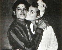 Michael Jackson & Brooke Shields