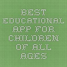 Best educational app for children