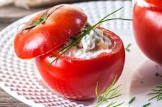 FAGE is a Greek recipe strained yoghurt with a rich, creamy texture and a delicious taste. No Calorie Foods, Low Calorie Recipes, Food And Drink, Stuffed Peppers, Vegetables, Cooking, Foods With No Calories, Kitchen, Skinny Recipes