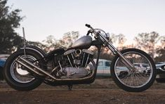 Sportster Chopper, Hd Sportster, Bobber Chopper, Hd Vintage, Iron 883, Vintage Classics, Cars And Motorcycles, Bobbers, Choppers