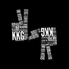 Kappa Kappa Gamma Throw What You Know Print - Kappa Kappa Gamma - Greek