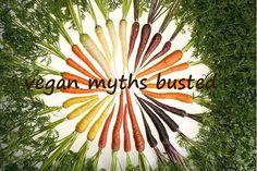 Top 5 Vegan Diet Myths Debunked!
