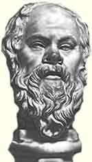 Сократ — (жил в 469-399 годах до нашей эры), древнегреческий философ из Афин, один из родоночальников диалектики - http://to-name.ru/biography/sokrat.htm