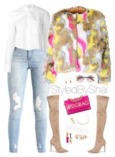 Somewhere Else by slimb on Polyvore #StyledByShai IG: Shailov