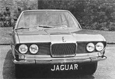 Jaguar FT (Bertone), 1966