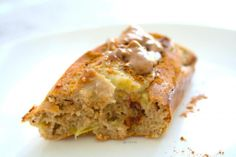 Banana bread – for one | VONNIX .
