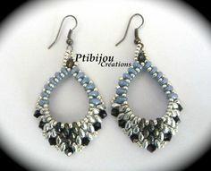 super duo bead free patterns | Super Duo Beads Free Patterns | visit pinterest com