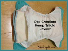 Oko Creations: best hemp trifolds!
