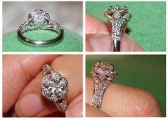pretty pretty antique ring