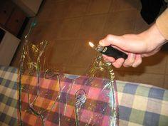 DIY cellophane fairy wings!!! #winner