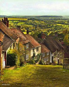UNITED KINGDOM | Shaftesbury in Dorset| by Graham Rains