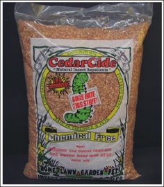 The aroma of cedar is a natural scorpion repellent creating a deterrent barrier to scorpions, rats and snakes too. Click here to learn more or purchase Cedar Granules