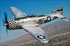 Republic P-47D Thunderbolt | Flickr - Photo Sharing!