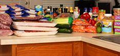 40 freezer meals in 4 hours