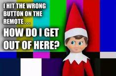 Stuck in tv