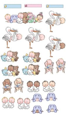 Imágenes Para Realizar Tarjetas Baby Shower Invitaciones Manualidades