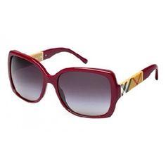 c68c84781b Burberry 4160 34038G Burgundy 4160 Square Sunglasses Lens Category 3
