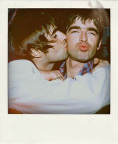 oasis {Liam and Noel}