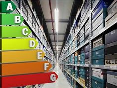 News* Il centro logistico a risparmio energetico a Erfurt dell'azienda tedesca Zalando WWW.ORIZZONTENERGIA.IT #RisparmioEnergetico, #EfficienzaEnergetica,