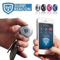 Silent Beacon Releases Smartphone Application for their Innovative Personal #Safety #Device