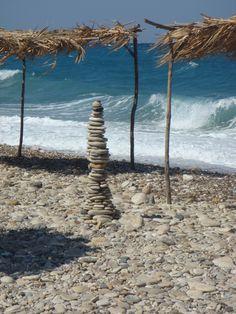 Hippie Beach, Samos Samos, Greece Islands, Sex And Love, The Places Youll Go, Beaches, Surfing, Paradise, Rocks, Greek