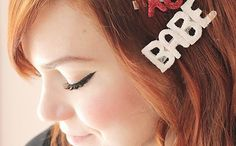 Take your hairstyles to the next level with this one-of-a-kind barrette DIY.