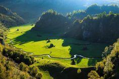 Hunedoara County . Ponor valley . Peace :)