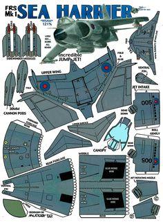 Sea Harrier FRS Mk1