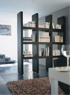 biblioth que s paration de pi ce zoran pinterest. Black Bedroom Furniture Sets. Home Design Ideas