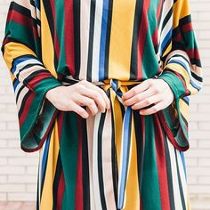LOS DETALLES IMPORTAN Aprende a pulir el cuello Boss Lady, Dresses With Sleeves, Sewing, Long Sleeve, Diy, Ideas, Fashion, Men's Shirts, Stripes