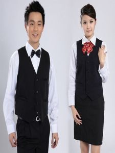 New design Restaurant Waitress Uniform Hotel Uniform, Restaurant Design, News Design, Best Hotels, Cool Photos, Vest, Fashion, Moda, La Mode