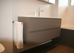 Betonlook badkamer villa door Molitli Interieurmakers | DUTCH DESIGN ...