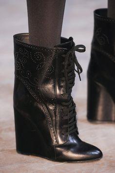UMM.......  Shoe Cam: A.F. Vandevorst Fall 2013