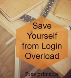 Do you need some help keeping your logins under control? With your email, blogging platform, and social media accounts alone, you've got a LOT of passwords