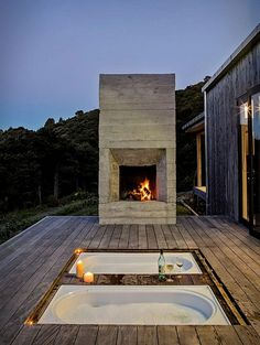 Family Retreat House Inspired by New Zealand's Backcountry Huts