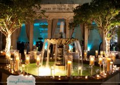 Wedding Reception at the New Orleans Board of Trade