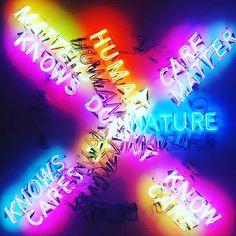 "Bruce Nauman ""Disappearing Acts"" - Schaulager Basel Disappearing Acts, Basel, Acting, Neon Signs, Led Display Screen, Art"