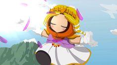 Princess Kenny costume ref