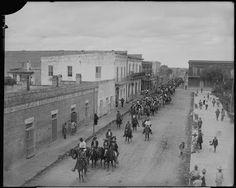 """El Nauzonteco """"El Periódico Joven de la Sierra Norte de Puebla"""": LA REVOLUCION MEXICANA DEL AÑO DE 1910"""