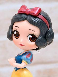 Cute Kawaii Girl, Snow White Disney, Princesas Disney, Polymer Clay, Disney Characters, Fictional Characters, Animation, Disney Princess, Clay Ideas