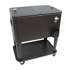 SONOMA outdoors Wheeled Metal Cooler, I love mine! Happy Summer :)