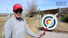 Learn your archery basics with a little help from this instructional video. #archery https://youtu.be/KXEdY9k1gPc
