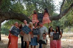 cutest family picture idea!!!(: