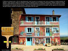 Clochemerle  Pinceau-d-or-2012-Vaux-en-Beaujolais