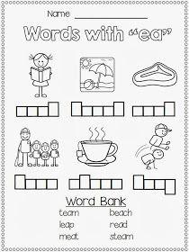 Vowel Digraph Teams Word Sort Set (oi, oy, ai, ay, ou, ow