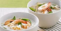 Shrimp and Rice Noodle Curry