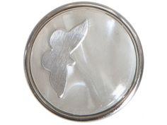 NOOSA Chunk butterfly - white : Jewelz en More